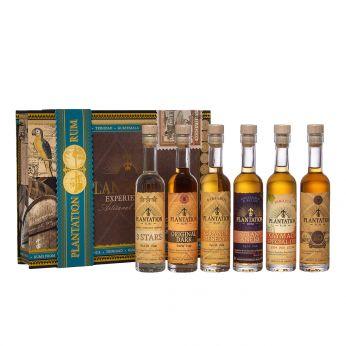 Plantation Rum Experience Box 6x10cl