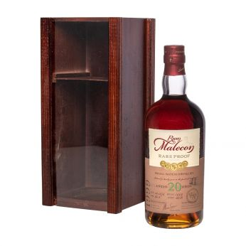 Malecon 1999 20 Anos Rare Proof Small Batch Rum 70cl