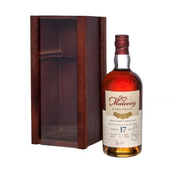 Malecon 2002 17 Anos Rare Proof Small Batch Rum 70cl