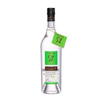 Savanna Creol 52 Batch#4 Rhum Agricole Blanc 70cl