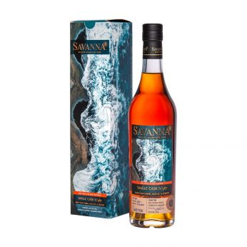Savanna 2003 16 ans Cask#987 Mer The Wild Island Edition Rhum Traditionnel Vieux 50cl