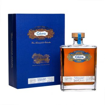 Coloma 2007 bot.2020 Single Cask Julian Special Edition for Switzerland 70cl