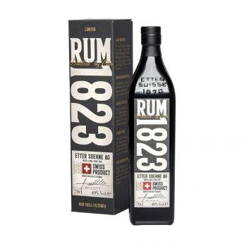 RUM1823 Etter Swiss Rum 70cl