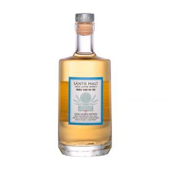Säntis Malt 6y Single Cask #1185 Speyside Cask Glen Fahrn Edition Swiss Alpine Whisky 50cl