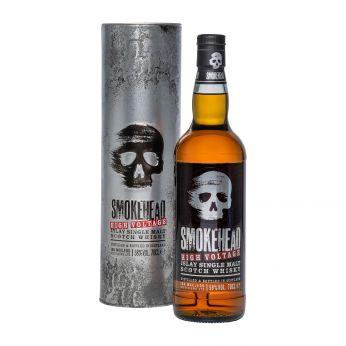Smokehead High Voltage Islay Single Malt Scotch Whisky 70cl