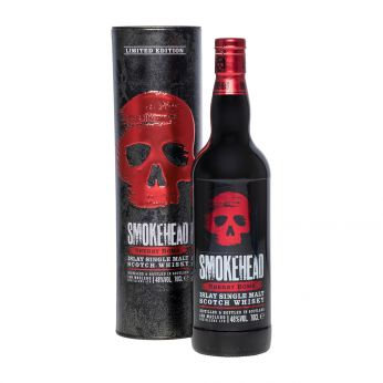 Smokehead Sherry Bomb Islay Single Malt Scotch Whisky 70cl