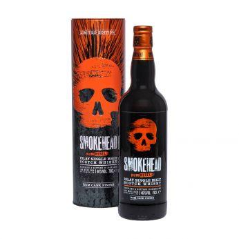 Smokehead Rum Rebel Islay Single Malt Scotch Whisky 70cl