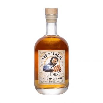 Bud Spencer The Legend St.Kilian Single Malt Whisky 70cl