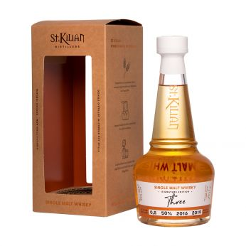 St.Kilian Signature Edition Three Peated Single Malt Whisky 50cl