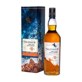 Talisker 10y Single Malt Scotch Whisky 70cl