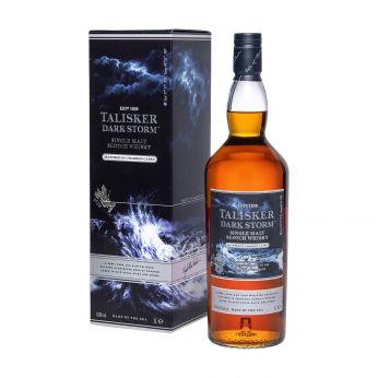Talisker Dark Storm Single Malt Scotch Whisky 100cl