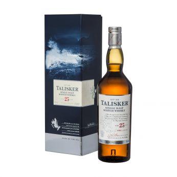 Talisker 25y bot.2017 Single Malt Scotch Whisky 70cl