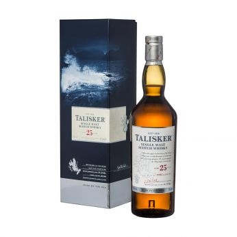 Talisker 25y bot.2018 Single Malt Scotch Whisky 70cl