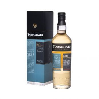 Torabhaig 2017 The Legacy Series Inaugural Release Single Malt Scotch Whisky 70cl