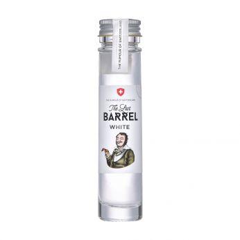 The Last Barrel White Miniature The Rumour of Switzerland 5cl