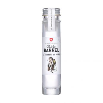 The Last Barrel Strong White Miniature The Rumour of Switzerland 5cl