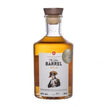 The Last Barrel Gold 70cl