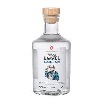 The Last Barrel Escher Gin 70cl