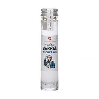 The Last Barrel Escher Gin 5cl