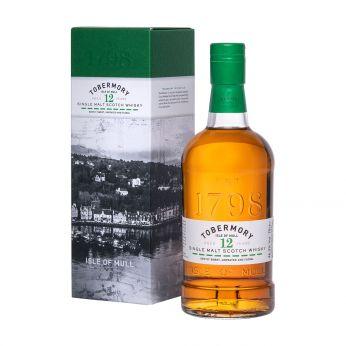 Tobermory 12y Single Malt Scotch Whisky 70cl