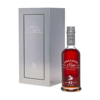 Tobermory 42y Single Malt Scotch Whisky 70cl