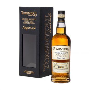 Tomintoul 2004 13y Single Cask #OS5 Single Malt Scotch Whisky 70cl