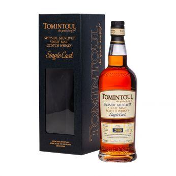 Tomintoul 2000 19y Single Cask #PP1 Single Malt Scotch Whisky 70cl