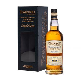 Tomintoul 2000 19y Single Cask #PX1 Single Malt Scotch Whisky 70cl