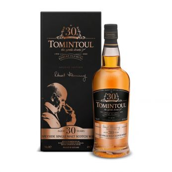 Tomintoul 30y Robert Fleming 30th Anniversary 2nd Edition Single Malt Scotch Whisky 70cl