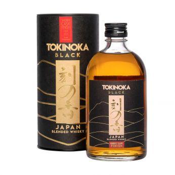White Oak Tokinoka Black Sherry Cask Finish Blended Japanese Whisky 50cl