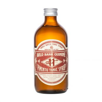 Wild Bark Quinine Pimento Tonic Syrup 50cl