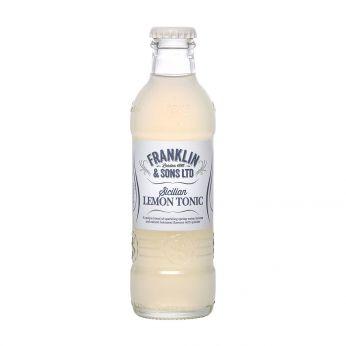 Franklin & Sons Sicilian Lemon Tonic 200ml