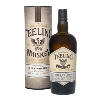 Teeling Small Batch Rum Cask Blended Irish Whiskey 70cl
