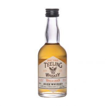 Teeling Single Grain Miniature Single Grain Irish Whiskey 5cl