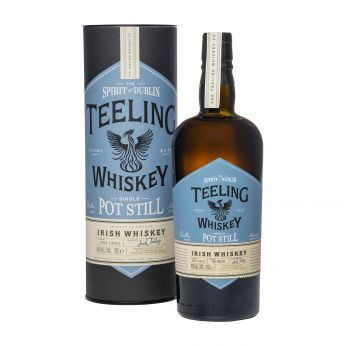 Teeling Single Pot Still Whiskey 70cl