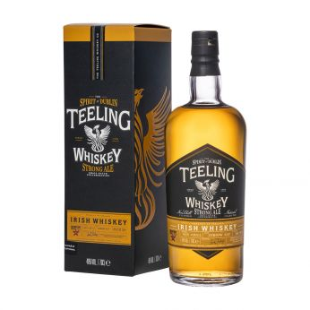 Teeling Strong Ale Galway Bay Small Batch Collaboration Blended Irish Whiskey 70cl