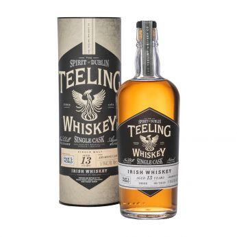 Teeling 2006 13y Cask#19928 Amarone Finish bot. for Man's World 70cl