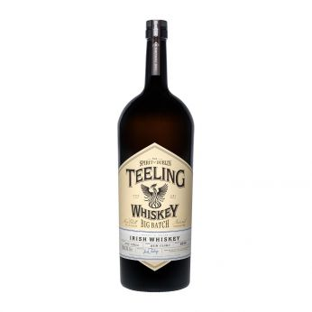 Teeling Small Batch Rum Cask Blended Irish Whiskey 500cl