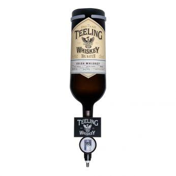 Teeling Small Batch Rum Cask Optic Bottle mit Aufhängung Blended Irish Whiskey 500cl