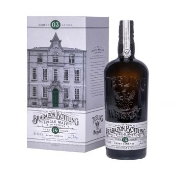 Teeling 14y Brabazon Bottling Series 03 Single Malt Irish Whiskey 70cl