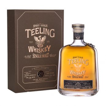 Teeling 28y Vintage Reserve Collection Single Malt Irish Whiskey 70cl