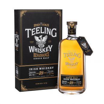 Teeling 18y Renaissance Series No.2 Australian Shiraz Cask Finish Single Malt Irish Whiskey 70cl