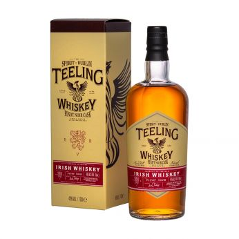 Teeling Pinot Noir Cask Small Batch Collaboration Blended Irish Whiskey 70cl