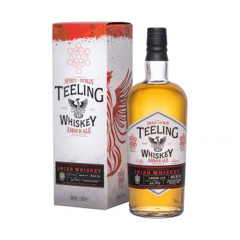 Teeling Amber Ale Dot Brew Small Batch Collaboration Blended Irish Whiskey 70cl
