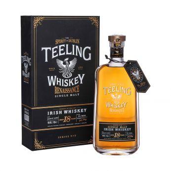 Teeling 18y Renaissance Series No.3 Muscat Cask Finish Single Malt Irish Whiskey 70cl