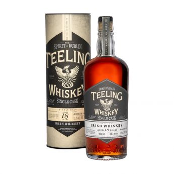 Teeling 2002 18y Cask#29566 Madeira Cask Finish Glen Fahrn 15th Anniversary Bottling 70cl