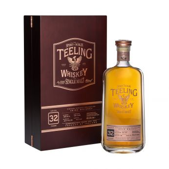 Teeling 32y Vintage Reserve Collection Single Malt Irish Whiskey 70cl