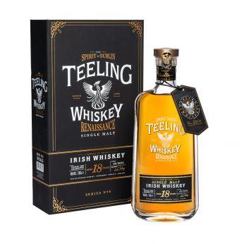 Teeling 18y Renaissance Series No.4 Pineau des Charentes Cask Finish Single Malt Irish Whiskey 70cl