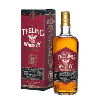 Teeling Sommelier Selection Amarone Red Wine Cask Finish Blended Irish Whiskey 70cl