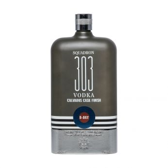 Squadron 303 Vodka Calvados Cask Finish D-Day Limited Edition 70cl